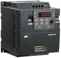 Новая модель преобразователя частоты IEK: универсальное качество