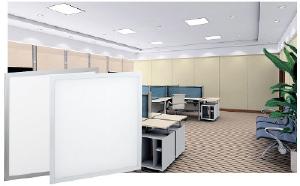 Светодиодные панели ДВО 36 Вт IEK®: один тип драйвера независимо от цвета рамки