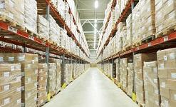 EKF в два раза увеличивает вместимость центрального склада